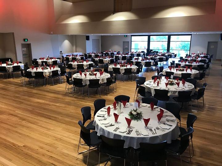 Bega Valley Commemorative Civic Centre Merri-winga Auditorium.