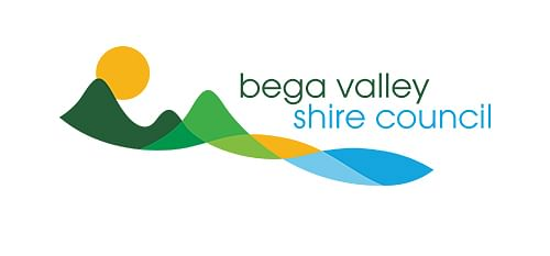 Logo Bega Valley Shire Council.