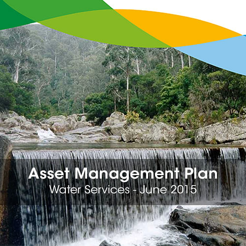 Bega Valley Shire Council's Water Services Asset Management Plan.