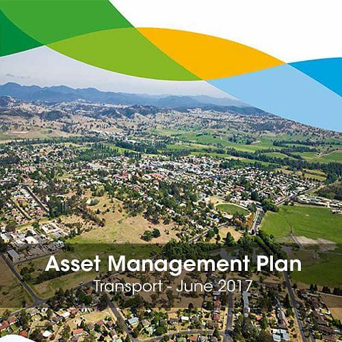Bega Valley Shire Council's Asset Mangement Plan, Transport.