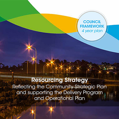 Council's Resourcing Strategy.