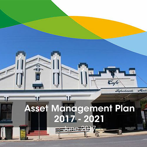 Bega Valley Shire Council's corporate asset management plan 2017-2021.