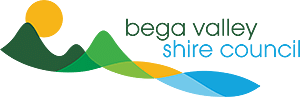 Bega Valley Shire Council logo.