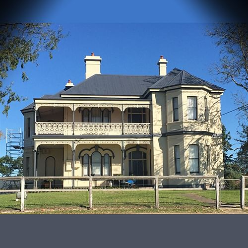 Littleton House Bega.