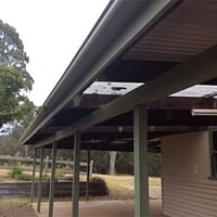 Rebuild of Kiah Community Hall