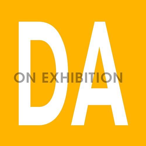 Development proposals on exhibition