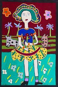 Spring by Miriam Kydd