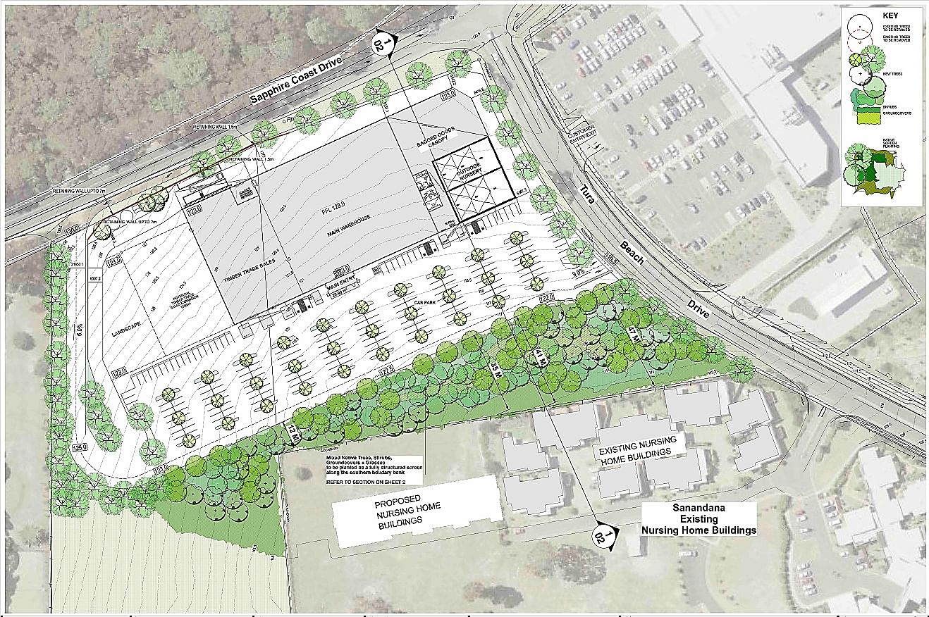Proposed rezoning for future development: The exhibited draft planning proposal will establish a residential zoning with the inclusion of