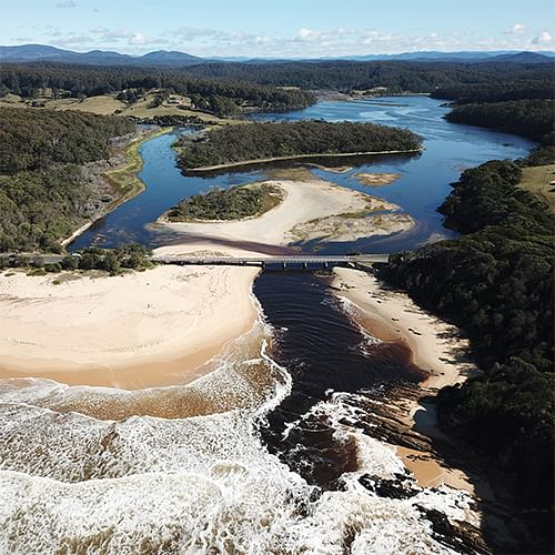 Cuttagee-Bermagui Catchments