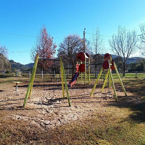 Existing photo of Wyndham Memorial Park.