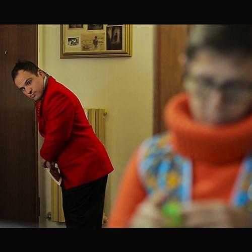 Still from the award winning film Well Done by Riccardo Di Gerlando.