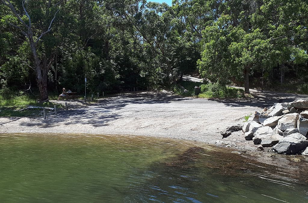 Photograph: The Beauty Point Boat Ramp and adjoining reserve are set to for upgrades in the near future.