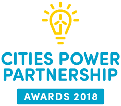 Cities Power Partnership logo image