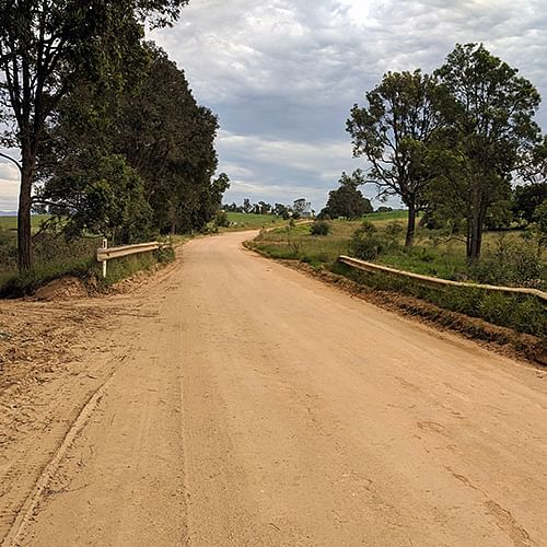A project to seal the remainder of West Kameruka Road is set to commence.