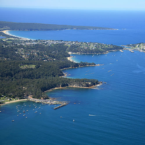 Twofold Bay, Eden.