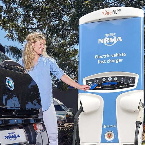 Bega will be home to an electric vehicle charging station, operational in August 2019.