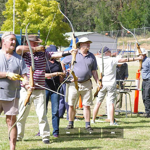 Last year Bega Valley Archers, who received a Seniors Festival Grant to run 'introduction to archery' tailored specifically for seniors who have always wanted to try this activity.