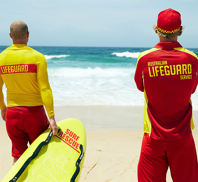 The Australian Lifeguard Service will be back on the Shire's beaches this summer.
