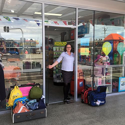 Jill Warnock of The Travel House in Merimbula is looking forward to next week's Retail Revamp sessions.