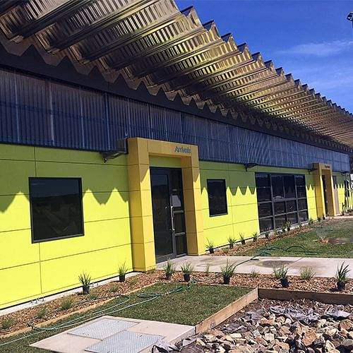 Merimbula Airport Upgrade Terminal