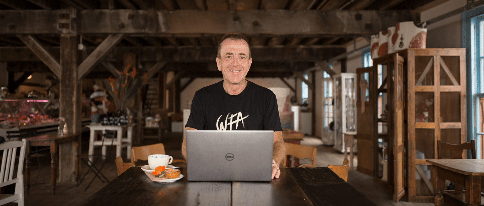 Andy Morris from Working From Anywhere.