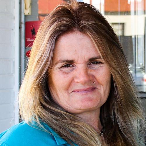 2021 Australia Day Award - Angela Kane (joint awardee).