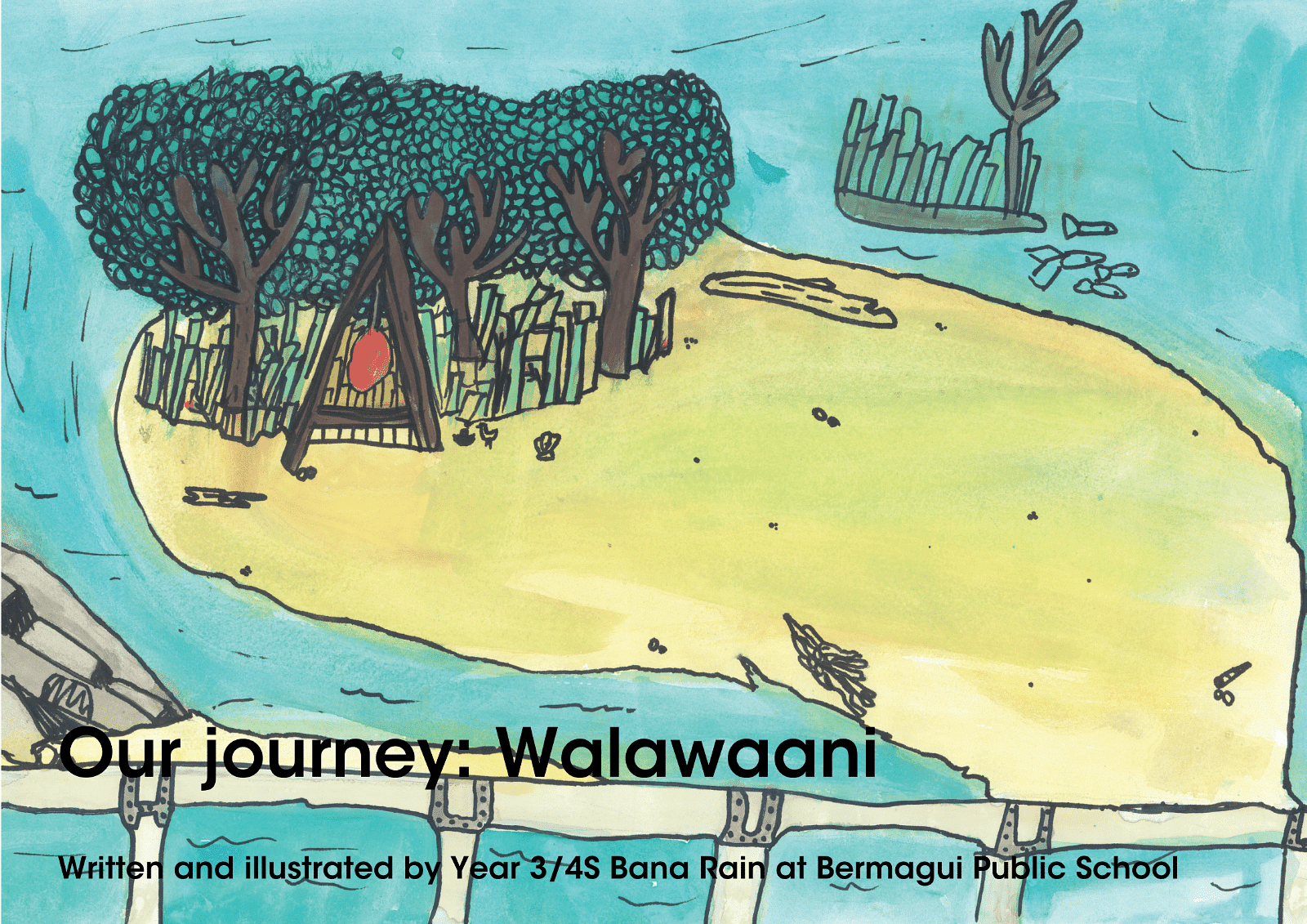 Our Journey book cover.
