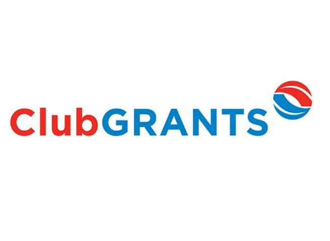 Clubgrants logo.
