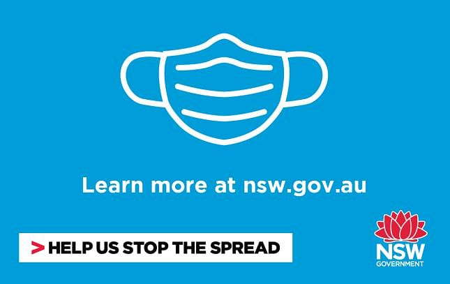 Masks are compulsory in regional nsw.