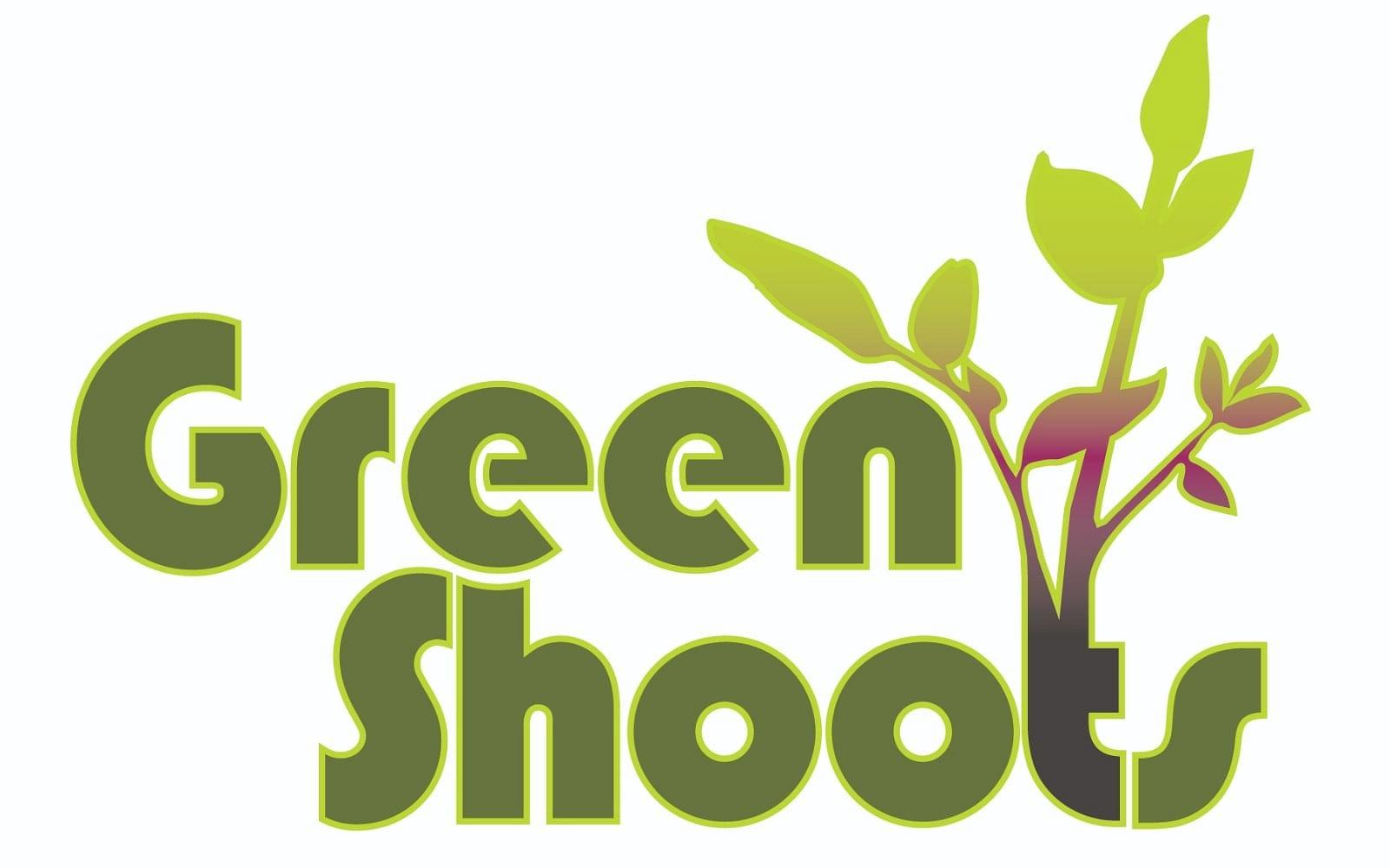 Green Shoots logo.