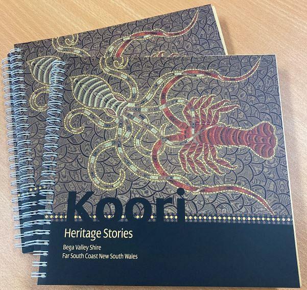 Koori heritage stories.