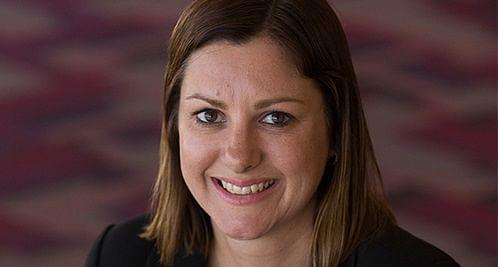 Former Bega Valley Shire Councillor, Kristy McBain