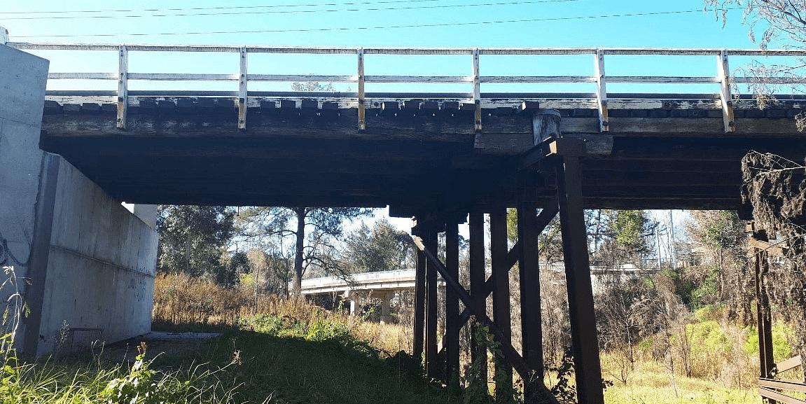 Murrabrine Bridge, Cobargo.