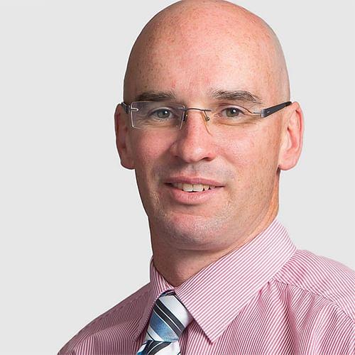 2021 Australia Day Award - Rodney McDonald (joint awardee).
