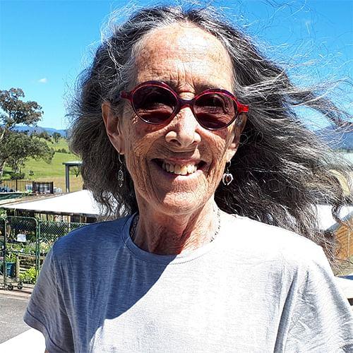 2021 Senior Citizen of the Year Award - Susan Bear.
