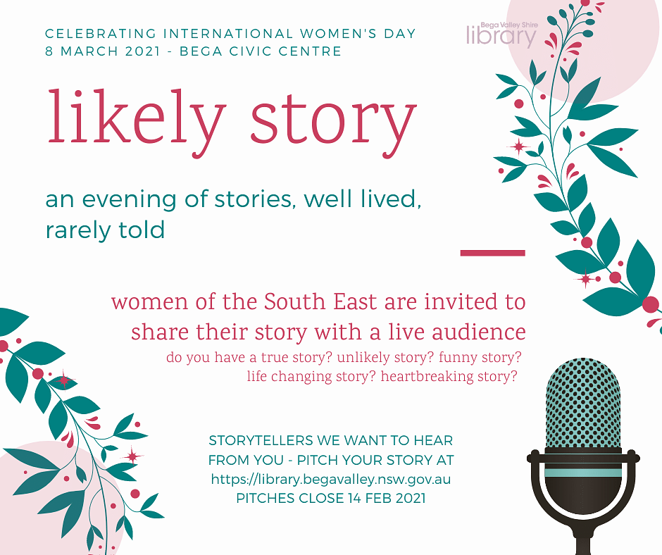 Share your story on International Women's Day