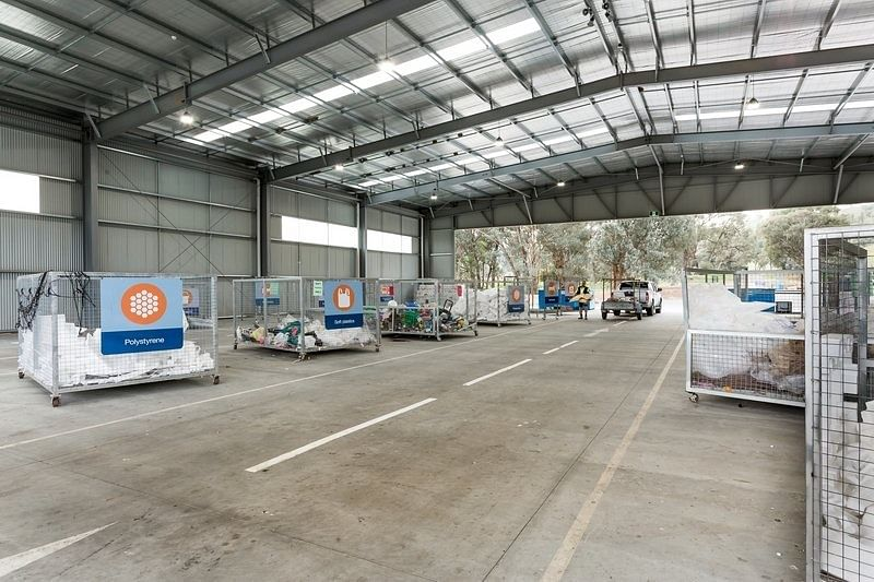 The Albury Waste Management Centre is an example of a modern Resource Recovery Precinct.