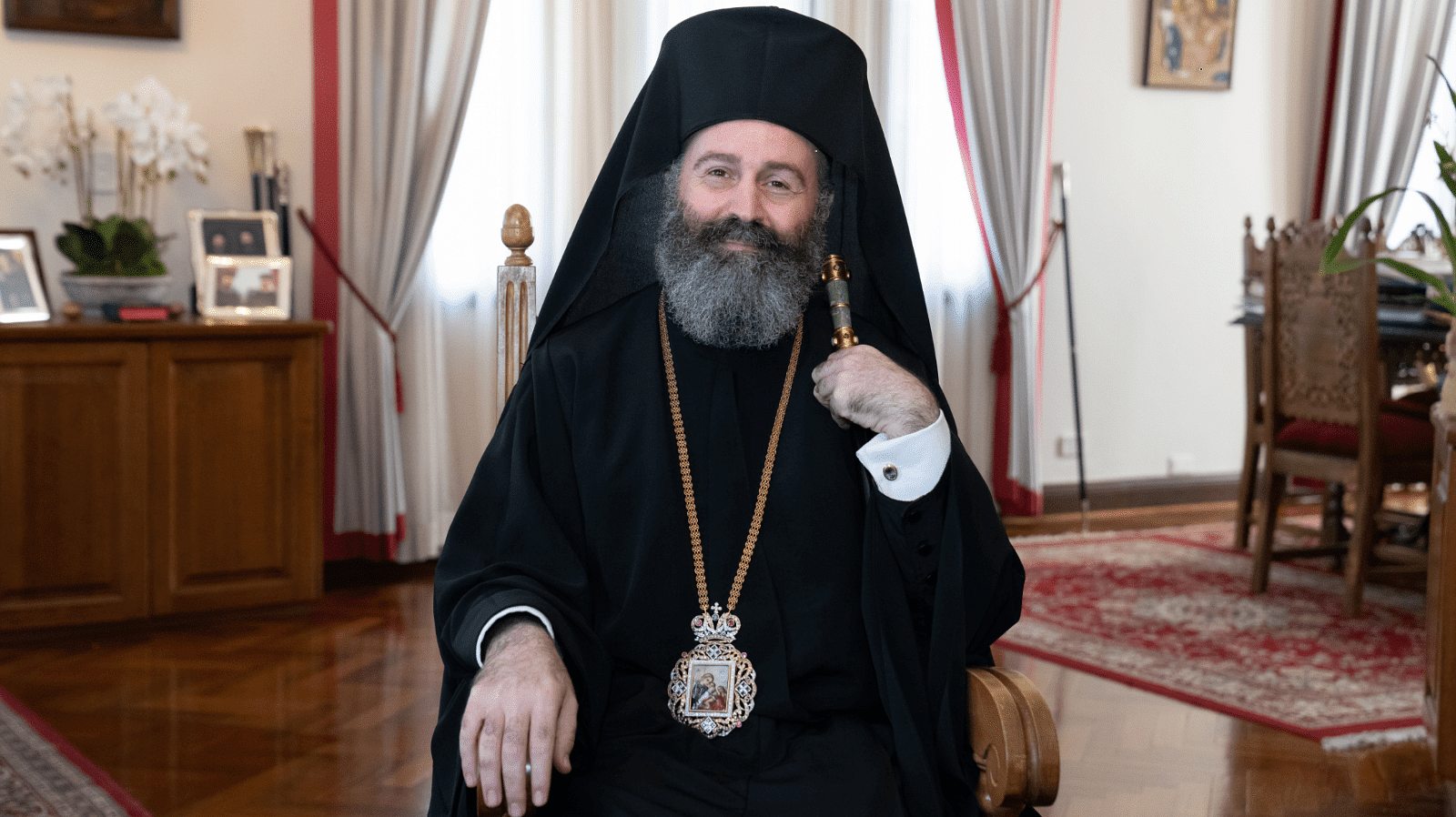 His Eminence Archbishop Makarios of Australia.