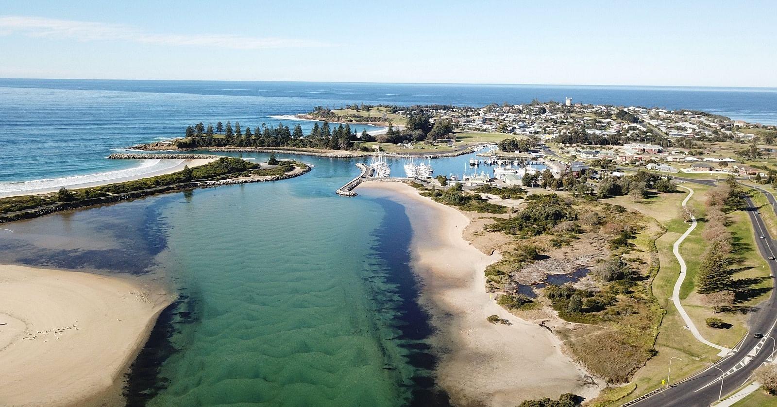 Bermagui, NSW.