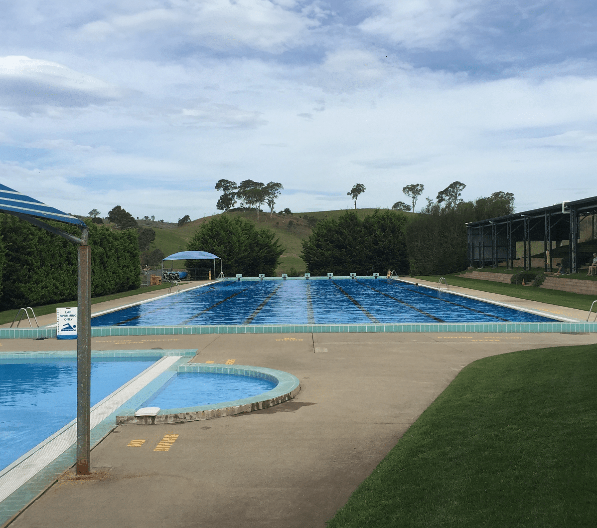 School swimming and water safety programs start next week