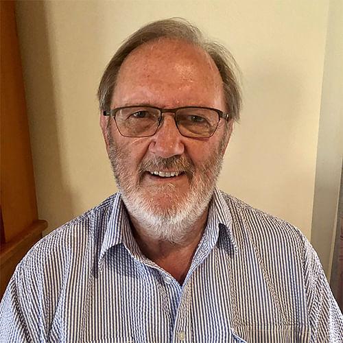 2020 Senior Citizen of the Year Award - Colin Dunn.