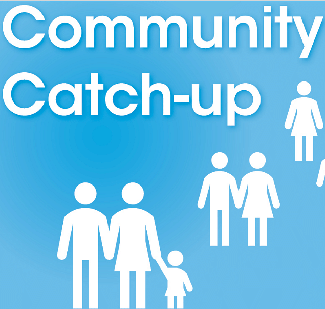 Community-led catch-up sessions continue