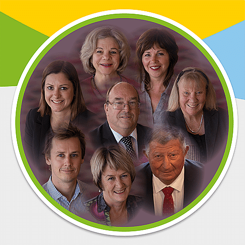 Councillors in the Community.