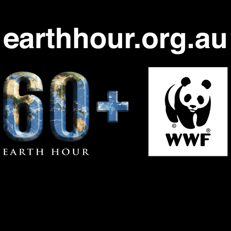Isolation  +  Candlelight  +  #EarthHourLive  =  a fun night at home!