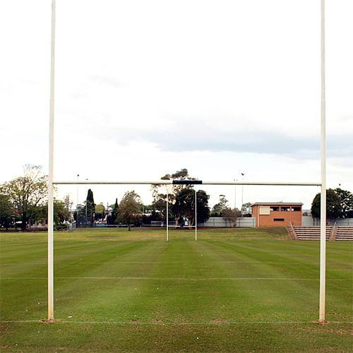 The Bega Recreation Ground.