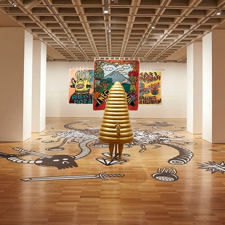 BVRG shows acclaimed Indonesian artists