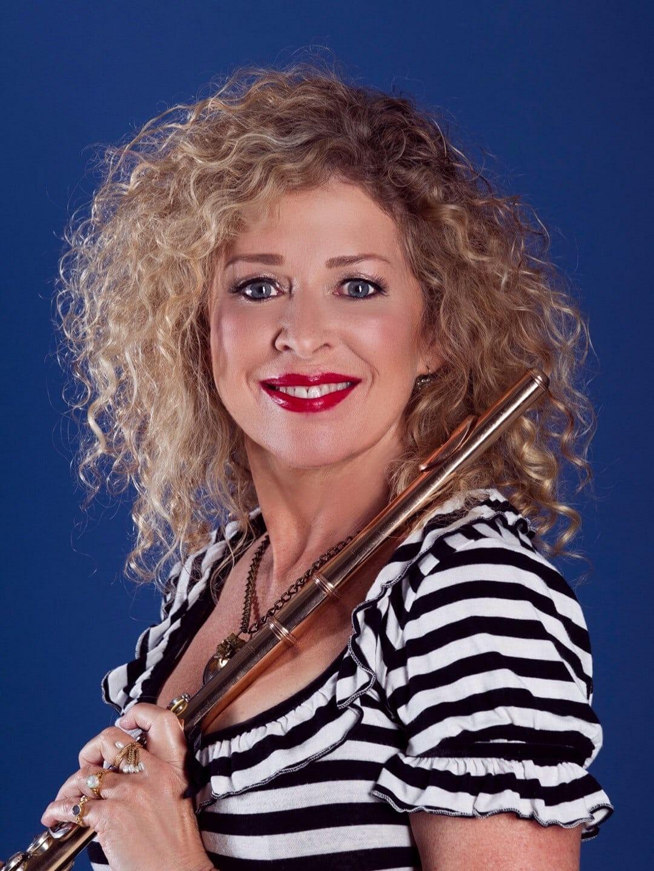 The Bega Valley's Australia Day Ambassador, Jane Rutter, an internationally acclaimed flautist.