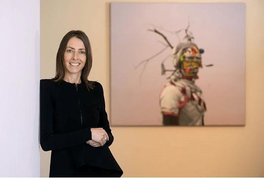 National Portrait Gallery Director, Karen Quinlan is guest judge for the Shirley Hannan National Portrait Award 2020.