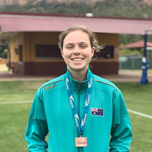2020 Sportsperson of the Year Award - Kiarna Woolley-Blain.
