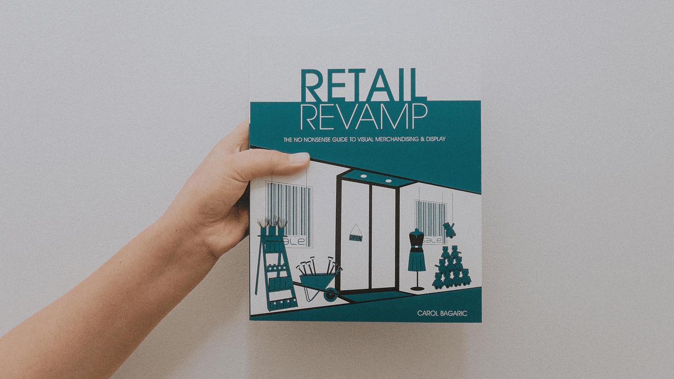 Retail Revamp book cover.
